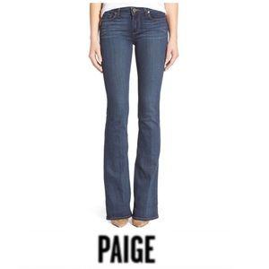 Paige Skyline Bootcut Jeans